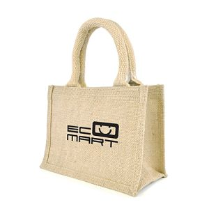 Walton Mini Jute Bags in Natural