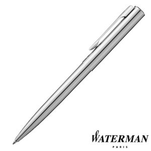 Waterman Graduate Ballpen in Silver