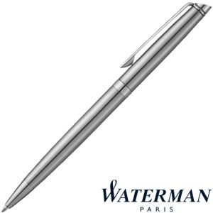 Waterman Hemisphere Ballpens in Silver