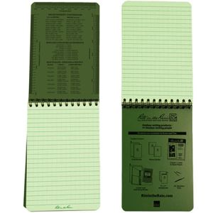Printed Waterproof Notepads for Outdoor Marketing