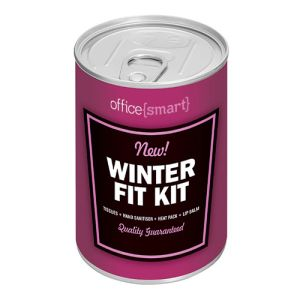 Promotional Health Kit Cans for Event Advertising