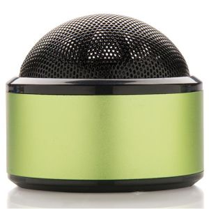 Wireless Dome Speakers in Green