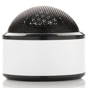 Wireless Dome Speakers in White