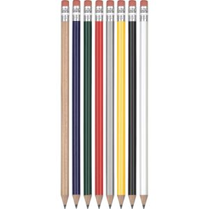 Corporate branded pencils for printing with company design