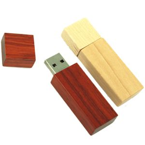 Wooden USB Flashdrives