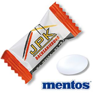 Wrapped Mentos Mints