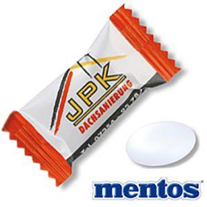 Wrapped Mentos Mints