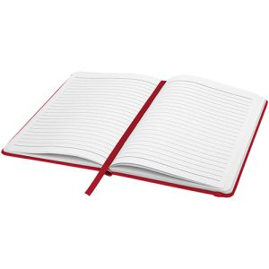 Branded notebooks with company logo