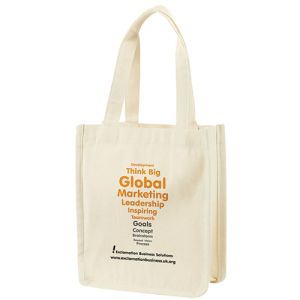 Mini Premium Cotton Shopper Bags