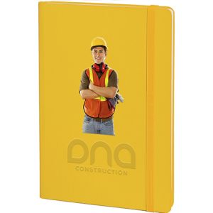 Corporate printed notebooks for business gifts