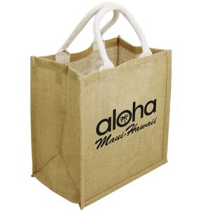 Biodegradable Jute Multipurpose Shopper Bag in Natural