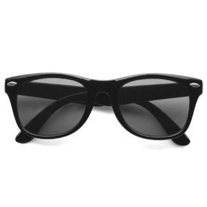 Custom sunglasses with company branding