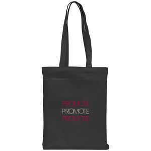 Promotional Groombridge Canvas Bag with company logos