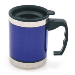 These printed thermal mugs are great for giveaways to university students, professionals & more!
