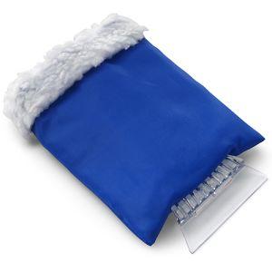 Fleece Glove Ice Scrapers