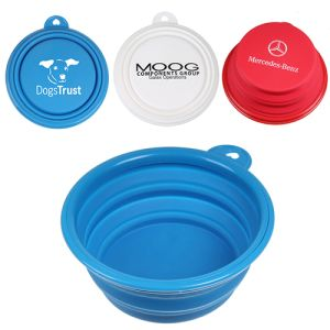 These branded dog bowls offer great awareness for your dog-themed business!