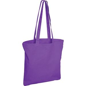 Express Brixton Eco Shopper Bags in Purple