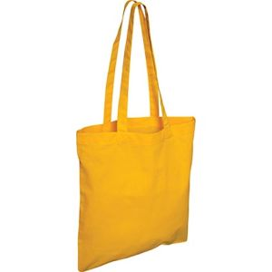 Express Brixton Eco Shopper Bags in Yellow