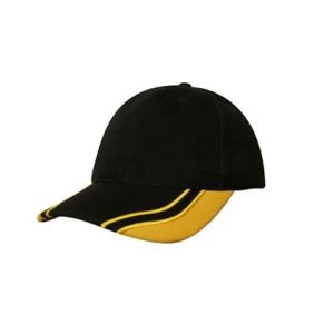 Curved Peak Heavy Cotton Cap