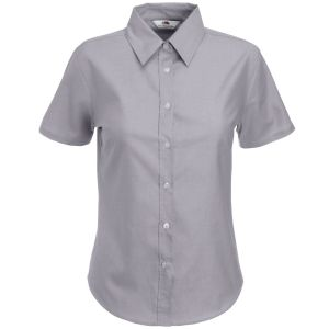 Customised lady shirts for corporate logos