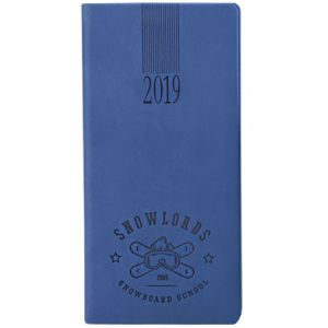 Promotional Tucson Pocket Weekly Diary with company logo