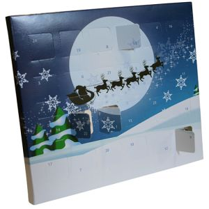 Company Branded Advent Calendars for Corporate Gifts