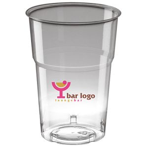10oz Disposable Half Pint Tumblers