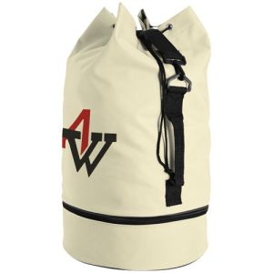 Promotional Duffle Bag for printing with company logos