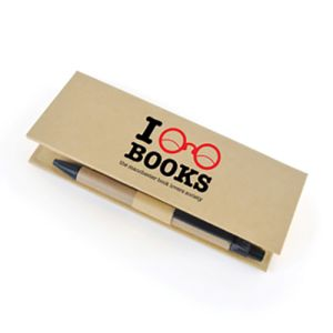 Branded Sticky Note Sets for Freshers Giveaways
