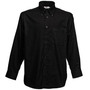 Branded long sleeve shirt for workwear