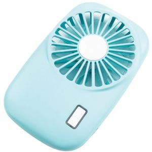 Branded travel fans for company giveaways