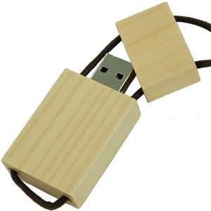 Fat Wooden USB Flashdrives