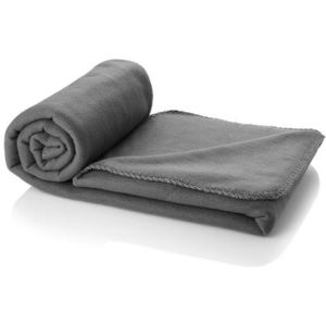 Promo blankets with pouches for merchandise ideas