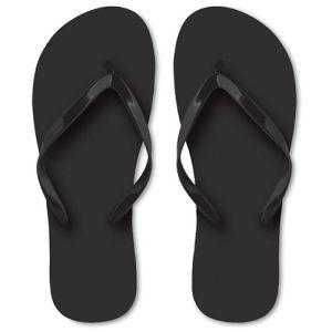 Flip Flops in Black