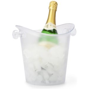 Promotional Plastic Ice Buckets for Event Merchandise
