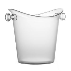 Personalised Ice Bucket for Restaurant Advertising