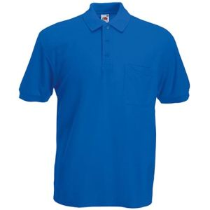 Fruit of the Loom Pocket Polo Shirts
