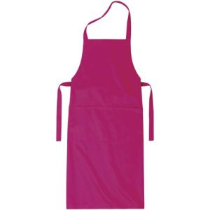 Corporate branded aprons for for giveaways