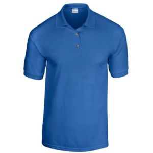 Printed polo shirts for event merchandise