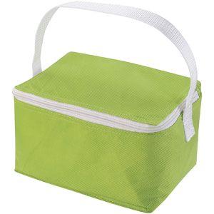 Compact Cooler Bag in Apple Green