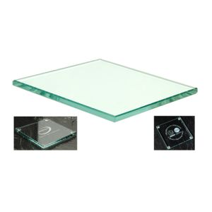 Square Flat Glass Coasters