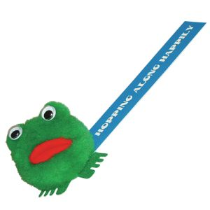Frog Logobug in Green