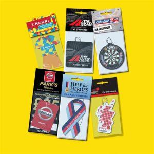 Header Card Car Air Fresheners