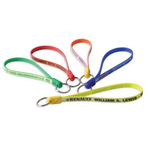 Jumbo Loopy Keyrings