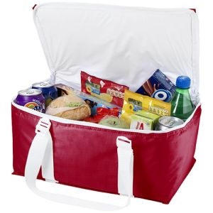 Promo cool bags for travel giveaways