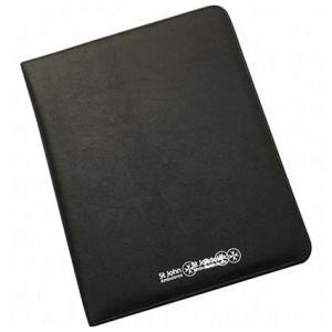 Custom printed folders with company branding
