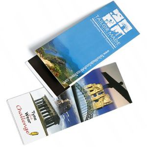 Promotional Magnetic Bookmark for Low Cost Marketing