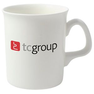 Branded coffee cups for office merchandise