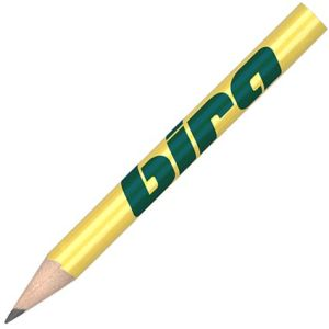 Personalised Short Pencils for Marketing Giveaways