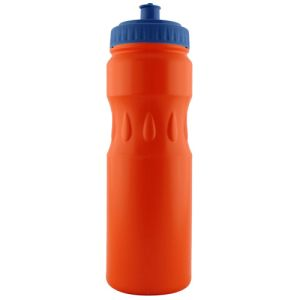 Branded water bottles for festival merchandise